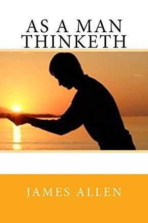 As a Man Thinketh Cover