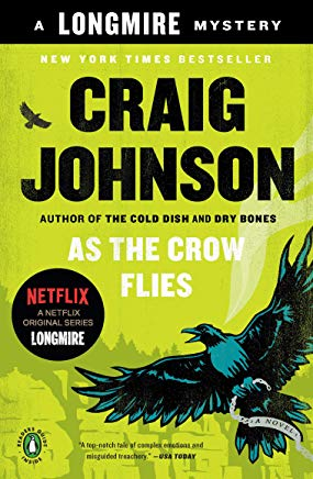 As the Crow Flies: A Longmire Mystery Cover