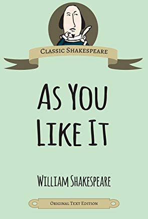 As You Like It (Shakespeare Originals) Cover