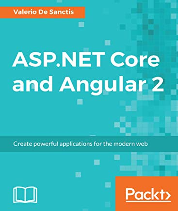 ASP.NET Core and Angular 2 Cover