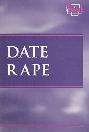 At Issue Series - Date Rape (paperback edition) Cover