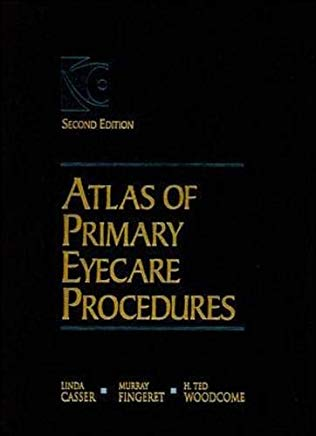 Atlas of Primary Eyecare Procedures Cover