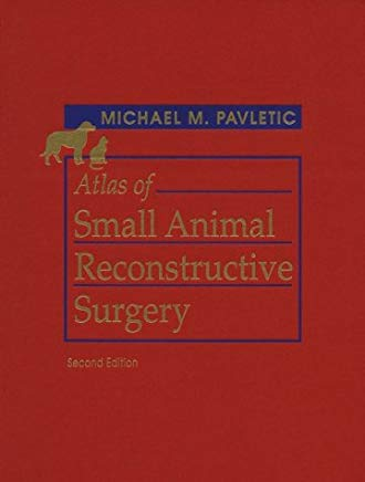 Atlas of Small Animal Reconstructive Surgery Cover