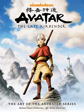 Avatar: The Last Airbender (The Art of the Animated Series) Cover