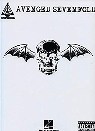Avenged Sevenfold (Recorded Versions Guitar) Cover