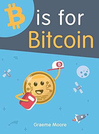 B Is for Bitcoin Cover