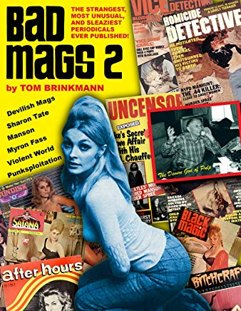 BAD MAGS VOL 2 Cover
