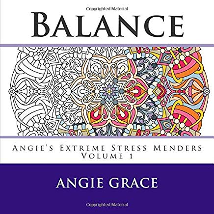 Balance (Angie's Extreme Stress Menders) Cover