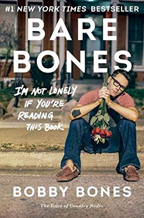 Bare Bones: I'm Not Lonely If You're Reading This Book Cover