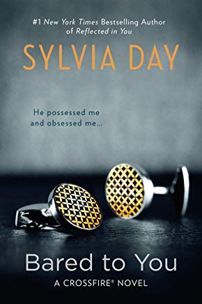 Bared to You (A Crossfire Novel) Cover