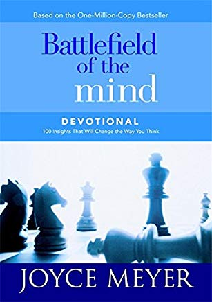 Battlefield of the Mind Devotional: 100 Insights That Will Change the Way You Think Cover