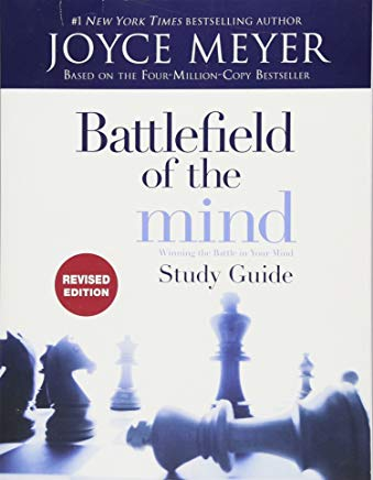 Battlefield of the Mind Study Guide: Winning The Battle in Your Mind Cover