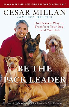 Be the Pack Leader: Use Cesar's Way to Transform Your Dog . . . and Your Life Cover