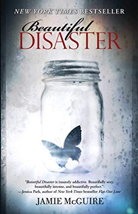Beautiful Disaster: A Novel (Beautiful Disaster Series) Cover
