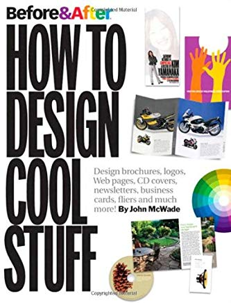 Before & After: How to Design Cool Stuff Cover