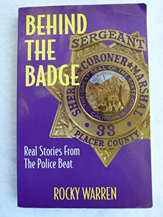 Behind the Badge: Real Stories from the Police Beat Cover