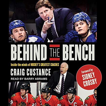 Behind the Bench: Inside the Minds of Hockey's Greatest Coaches Cover