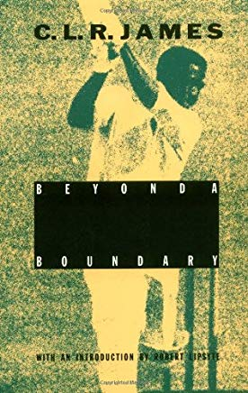 Beyond A Boundary Cover