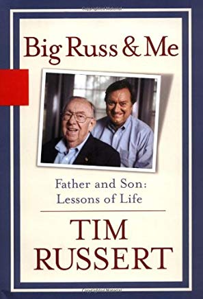 Big Russ and Me, Father and Son: Lessons of Life Cover