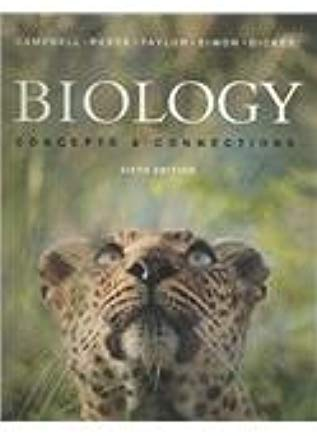 Biology: Concepts and Connections Cover