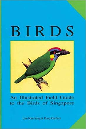 Birds: An Illustrated Field Guide to the Birds of Singapore (Suntree Notebooks) Cover
