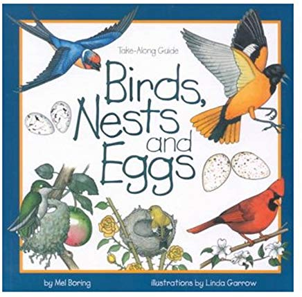 Birds, Nests & Eggs (Take Along Guides) Cover