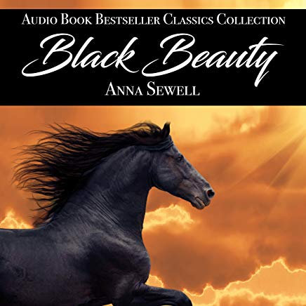 Black Beauty: Audio Book Bestseller Classics Collection Cover