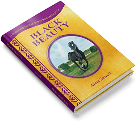 Black Beauty-Treasury of Illustrated Classics Storybook Collection Cover