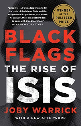 Black Flags: The Rise of ISIS Cover