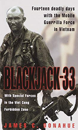 Blackjack-33: With Special Forces in the Viet Cong Forbidden Zone Cover