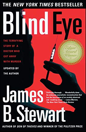 Blind Eye: The Terrifying Story Of A Doctor Who Got Away With Murder Cover