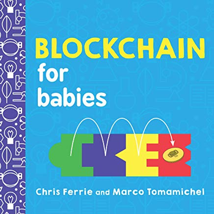 Blockchain for Babies (Baby University) Cover