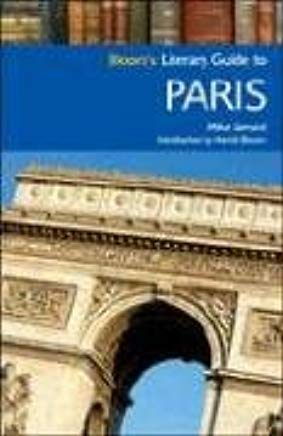 Bloom's Literary Guide to Paris (Bloom's Literary Guides) Cover