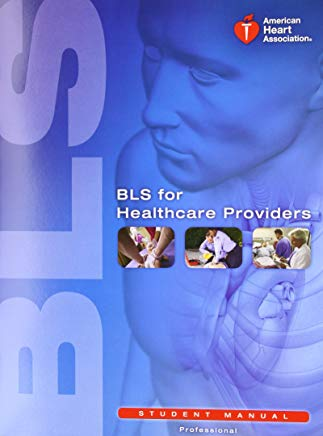 BLS for Healthcare Providers (Student Manual) Cover
