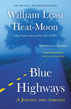 Blue Highways: A Journey into America Cover