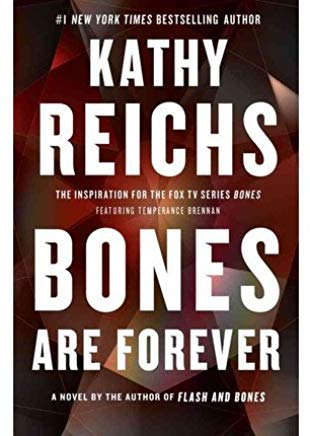 Bones Are Forever (Temperance Brennan) (Hardback) - Common Cover