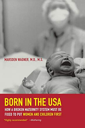 Born in the USA: How a Broken Maternity System Must Be Fixed to Put Women and Children First Cover