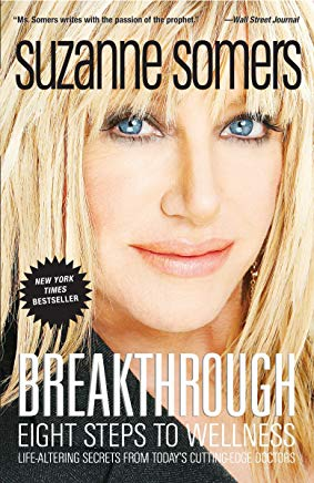 Breakthrough: Eight Steps to Wellness Cover