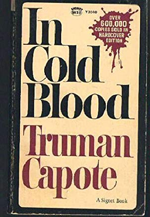 By Truman Capote - In Cold Blood (1967-10-16) [Mass Market Paperback] Cover