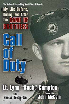 Call of Duty: My Life Before, During and After the Band of Brothers Cover