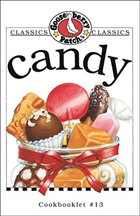 Candy Cookbook Cover