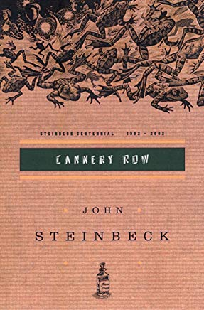 Cannery Row: (Centennial Edition) Cover