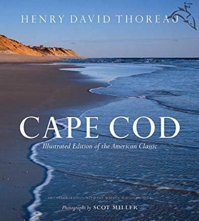 Cape Cod: Illustrated Edition of the American Classic Cover
