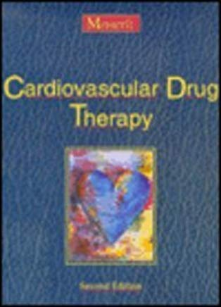 Cardiovascular Drug Therapy Cover