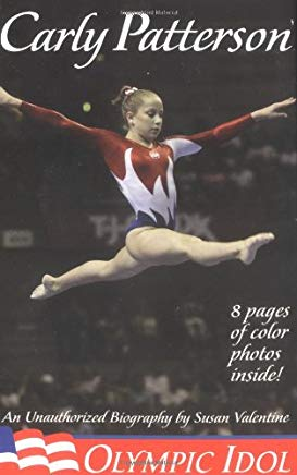 Carly Patterson: Olympic Idol Cover