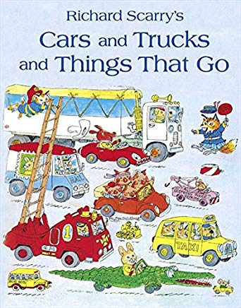 Cars and Trucks and Things that Go Cover