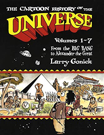 Cartoon History of the Universe Volumes 1-7 Cover