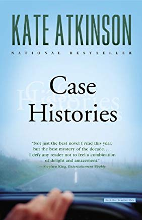 Case Histories: A Novel (Jackson Brodie) Cover