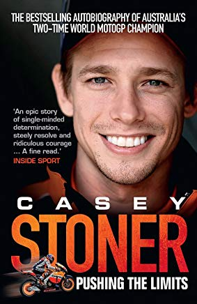 Casey Stoner: Pushing the Limits Cover