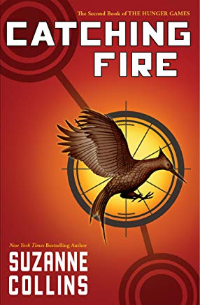 Catching Fire (Hunger Games Trilogy, Book 2) Cover